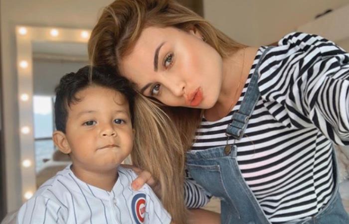 Sara y Jacobo son sensación en redes. Foto: Instagram