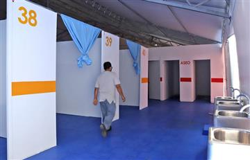 Bavaria e Itaú entregan hospital de emergencia para pacientes con COVID-19 en Barranquilla