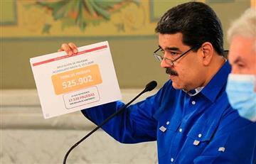 Coronavirus: Nicolás Maduro extiende estado de alarma en Venezuela hasta el 13 de junio