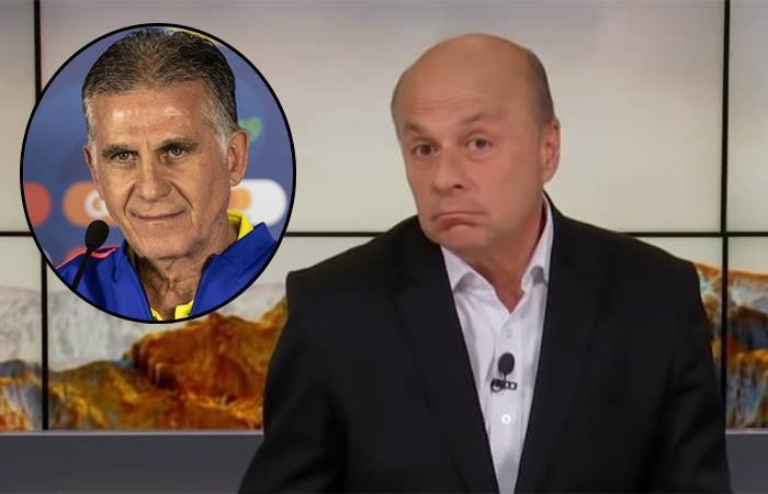 Crítica Carlos Antonio Vélez Carlos Queiroz columnista El Espectador