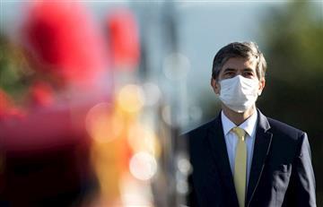 Ministro de Salud de Brasil renunció por diferencias con Jair Bolsonaro