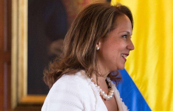 Polémica gastos embajadora colombia onu