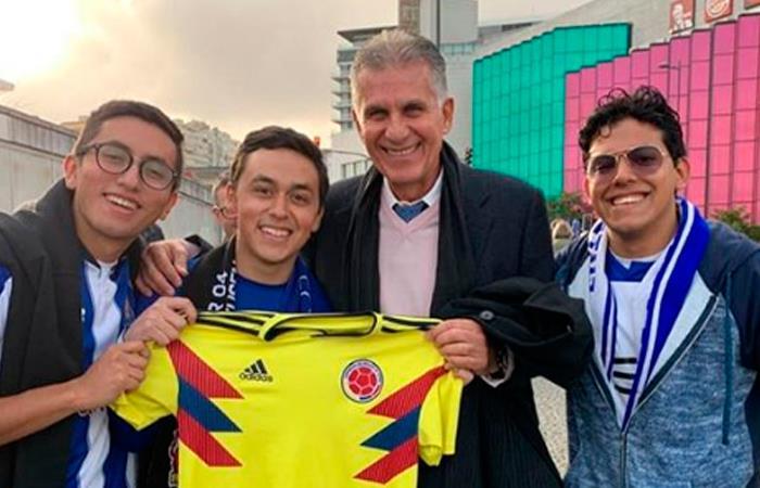 Carlos Queiroz Opinión Federación Colombiana Fútbol Coronavirus Covid 19