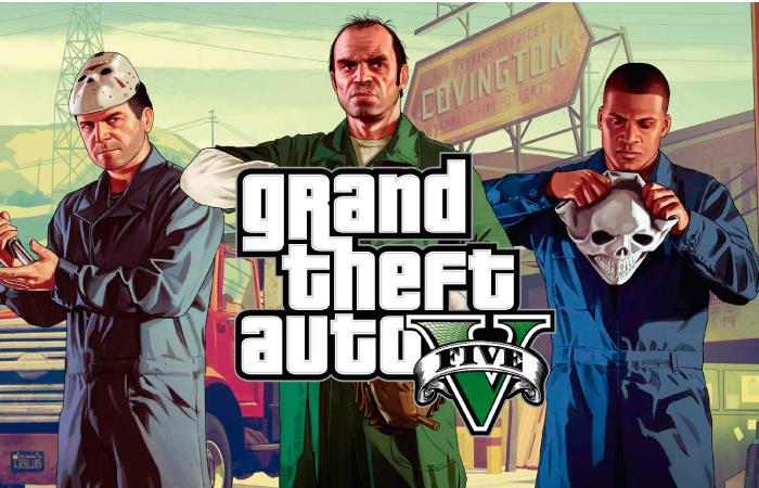 Epic games obsequia Grand Theft Auto V gratis legal tutorial