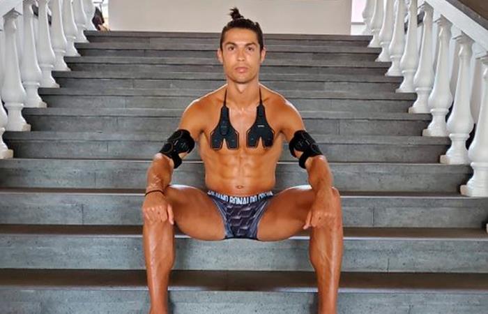 Cristiano Ronaldo Juventus Regreso entrenamientos cuarentena