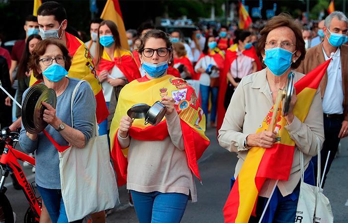 Coronavirus COVID-19 España menos de cien fallecidos tercer día consecutivo