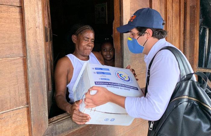 Hijo Jorge 40 director atención víctimas ministerio del interior
