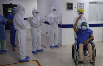 """""""Esto es volver a nacer"""": Caleño que superó el coronavirus"""