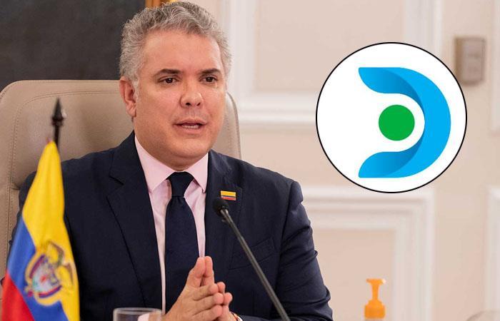 Directyv disculpas error programa comedio Iván Duque coronavirus Colombia