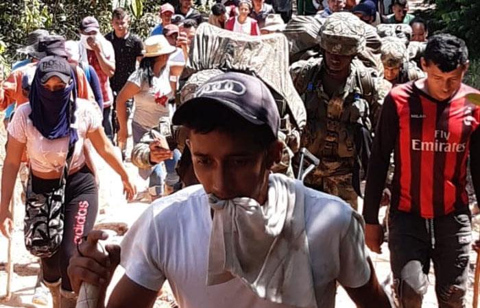 FARC denuncia amenazas desmovilizados Antioquia