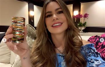 """Sofía Vergara lanza su propia línea de gafas especiales para no verse """"vieja"""""""