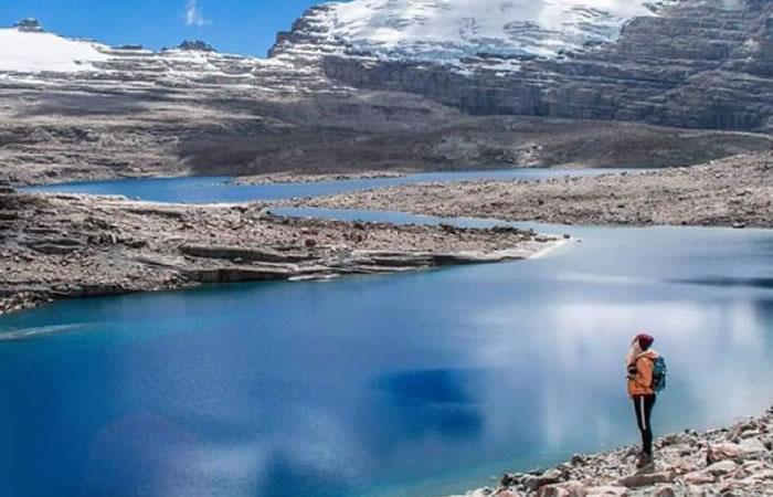 La Sierra El Cocuy queda en Boyacá, Cundinamarca. Foto: Twitter / @Almas_Aventureras