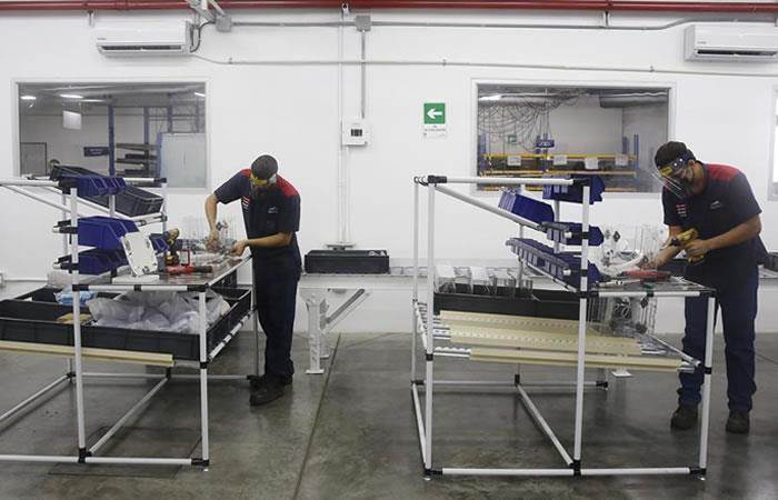 Colombia: Medellín Producción Ventiladores