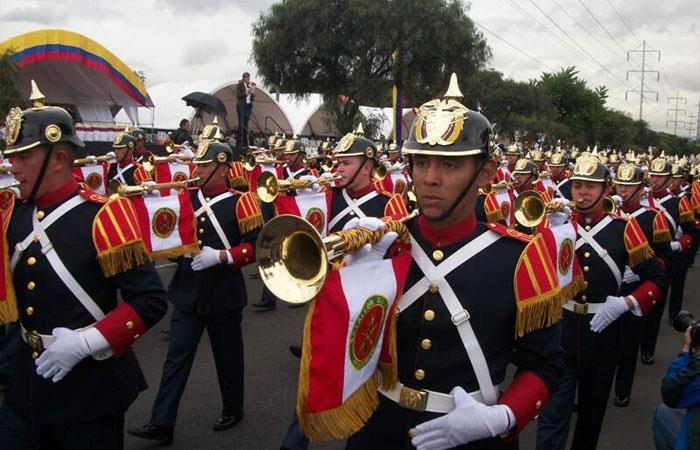 Contagiados Guardia Presidencial Casa de Nariño coronavirus covid19