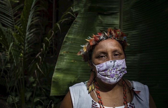 Contratista del Gobierno insultó a indígenas Colombia