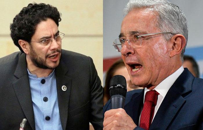 Discusión Iván Cepeda Álvaro Uribe Senado
