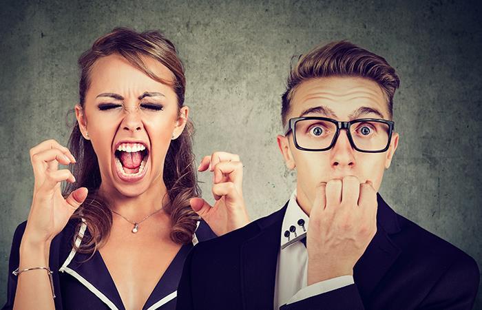 Los beneficios de tener una esposa 'tóxica'. Foto: Shutterstock