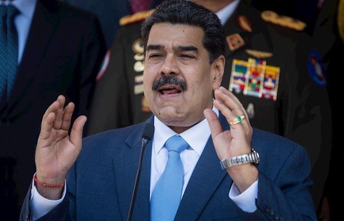 Nicolás Maduro denuncia plan Iván Duque contagiar Venezuela coronavirus