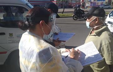 'Abuelito' recibió disculpas de la Policía por 'maltrato'