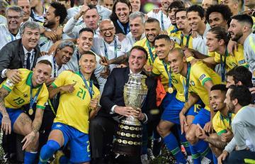 Coronavirus: Jugador de la Selección Brasil perdió a su abuelo por COVID-19 y criticó a Jair Bolsonaro