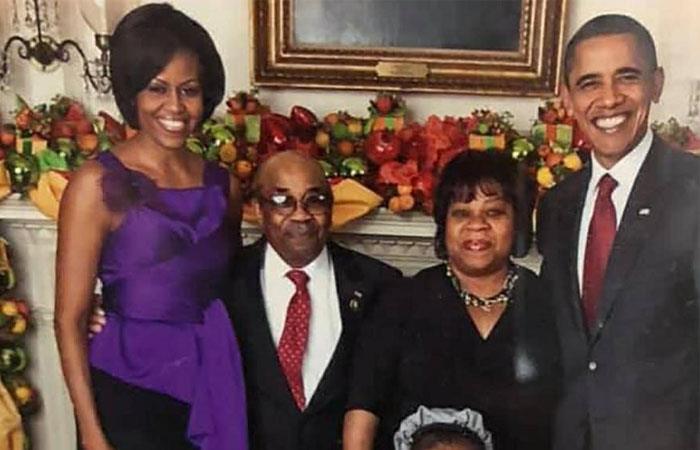 Estados Unidos Falleció coronavirus mayordomo Casa Blanca 11 presidentes