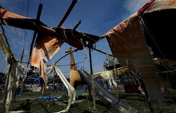 India y Bangladesh sufren por paso de ciclón Amphan