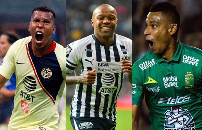 Los colombianos en la Liga MX deberán pensar en la próxima temporada. Foto: Twitter