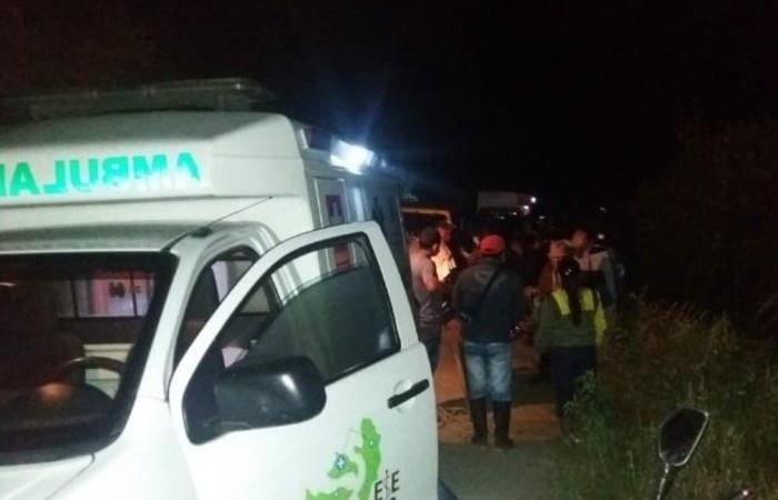 Fallecen líderes indígenas accidente de tránsito