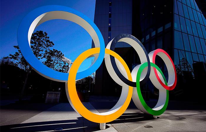 Los Juegos Olímpicos  tuvieron que posponerse por el COVID-19. Foto: EFE