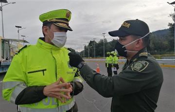 Autoridades confirman que han impuesto más de 340 comparendos en lo que va del puente festivo