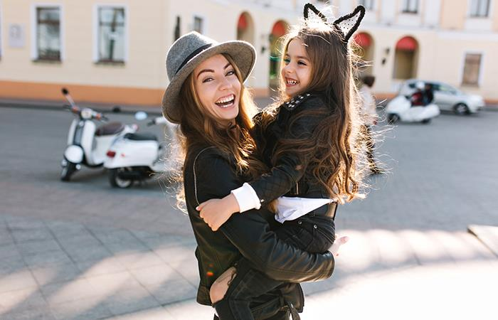 Así sabrás si eres una bella mamá millennial. Foto: Shutterstock