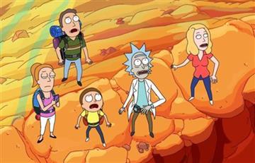 """El final de temporada de """"Rick y Morty"""" tendrá mucho de coronavirus"""