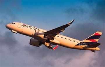 Latam Airlines se declara en quiebra por los efectos de coronavirus