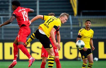 La Bundesliga sigue su curso y así inició la fecha 28