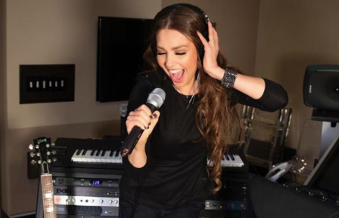 La cantante contradijo un discurso del mandatario. Foto: Instagram