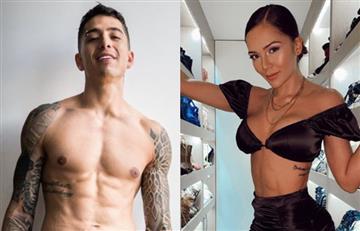 Andy Rivera se pronunció ante las declaraciones de Lina Tejeiro sobre su relación