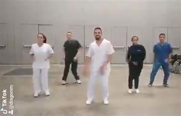 Enfermero despedido por video en Corferias reveló lo que ganaba por hora