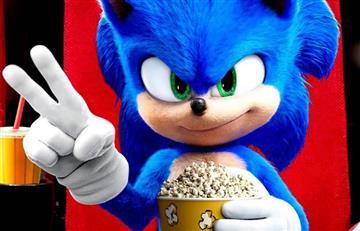 Confirman el regreso a los cines del exitoso 'Sonic' con una secuela