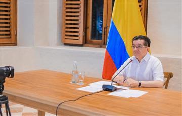Coronavirus: Colombia superó los 26.000 casos y 853 muertes