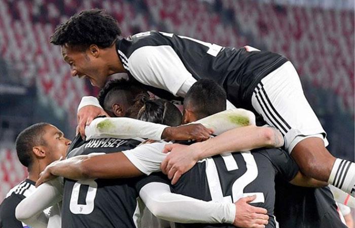 Juventus quiere volver a ser campeón de la Serie A. Foto: Instagram