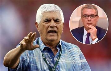 Julio Comesaña demandó a Iván Duque para poder volver a entrenar a Junior