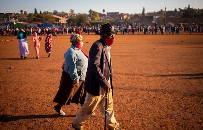 Hasta el 16 de mayo se creía que el ébola estaba desterrado en la RD del Congo. (). Foto: EFE
