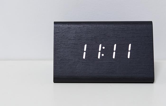 Ver siempre el 11:11 significa que los ángeles se comunican contigo. Foto: Shutterstock