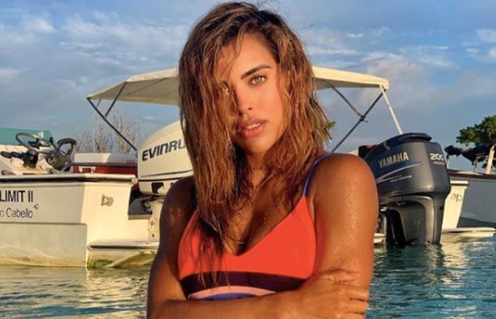 La actriz se encuentra en México cumpliendo la cuarentena. Foto: Instagram