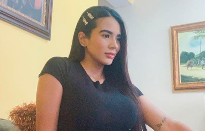 Daniela Cortés, expareja de Sebastián Villa. Foto: Instagram