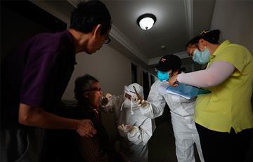 Wuhan batió el récord de pruebas de COVID-19 realizadas a la población