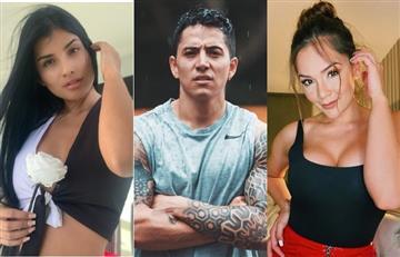 """""""Déjenlos tranquilos"""": ex de Andy Rivera lo defiende a él y a Lina Tejeiro"""