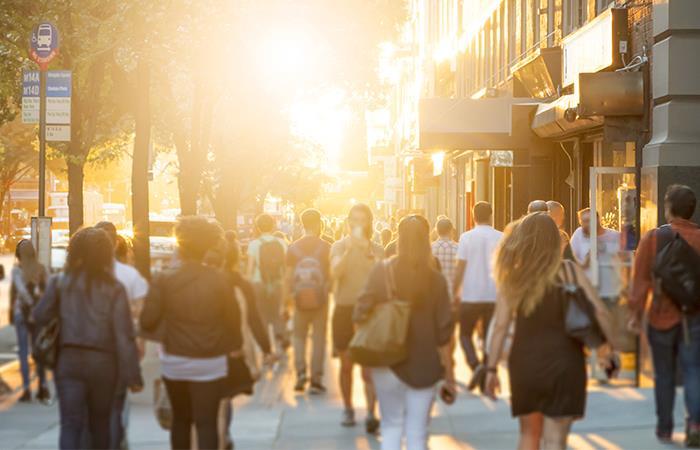Las ciudades con menos cantidad de radiación solar tendrían más casos de COVID-19. Foto: Shutterstock