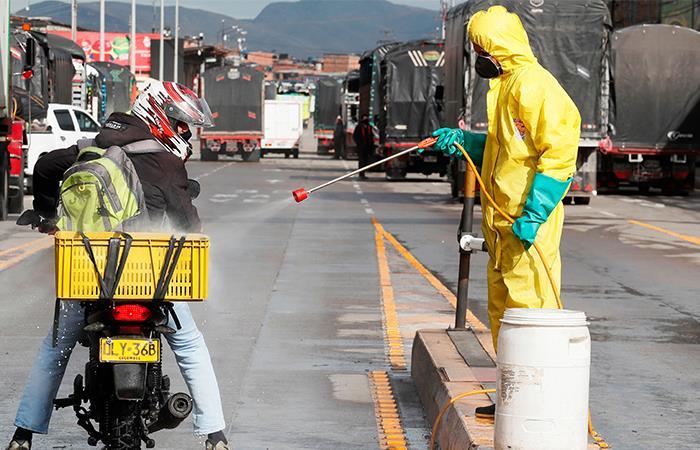 América Latina empezó a levantar algunas restricciones de la cuarentena. Foto: EFE