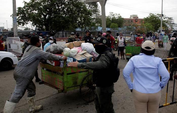 Cartagena reporta acumulación cadáveres por Covid-19